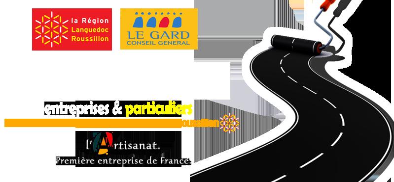 Enrobés et Goudronnages du Gard